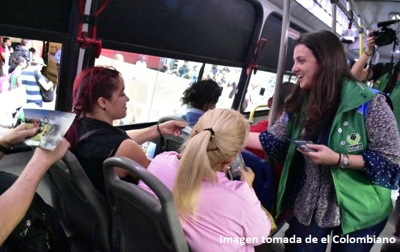 El grito en el Centro de Medellín: ¡no al trabajo infantil!