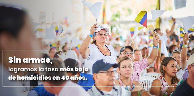 A UN AÑO DE LAS FARC SIN ARMAS Y EN DEMOCRACIA